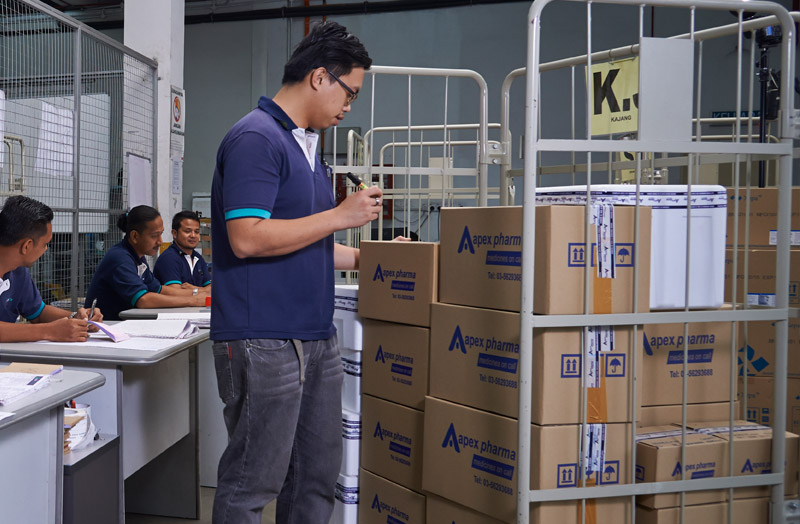 Distribution – Apex Pharmacy Marketing
